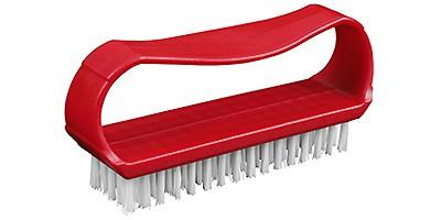 Escova de PVC para unha