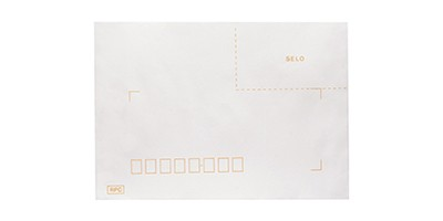 Envelope comercial (6 un.)