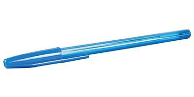 Caneta esferográfi ca azul (1 un.)