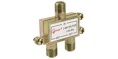 Divisor de antenas 2 saídas