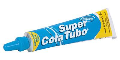 Cola para tubos de PVC 17g