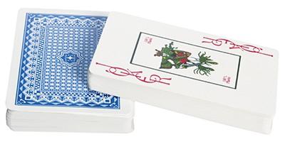 Cartas para jogar especial