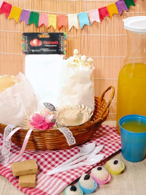 como preparar a festa junina